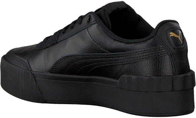 Zwarte PUMA Lage sneakers CARINA LIFT  - large