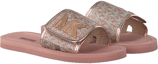 Roze MICHAEL KORS Slippers ZELISENE  - large