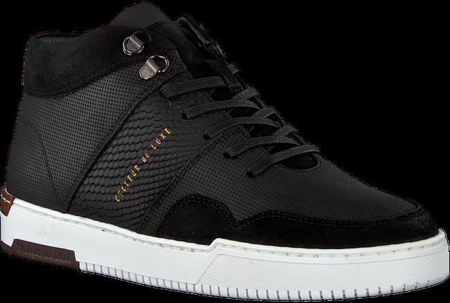 Zwarte CYCLEUR DE LUXE Sneakers SEQUOIA  - large
