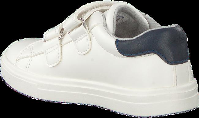 Witte TOMMY HILFIGER Lage sneakers LOW CUT VELCRO SNEAKER  - large