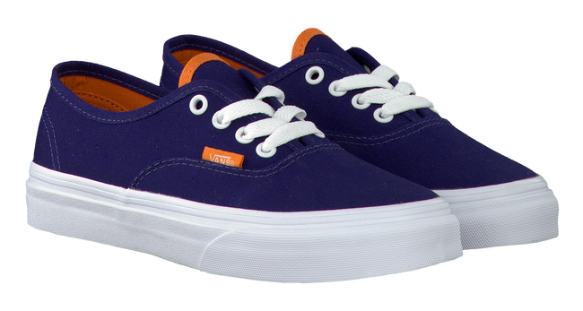Blauwe VANS Sneakers K AUTHENTIC  - large