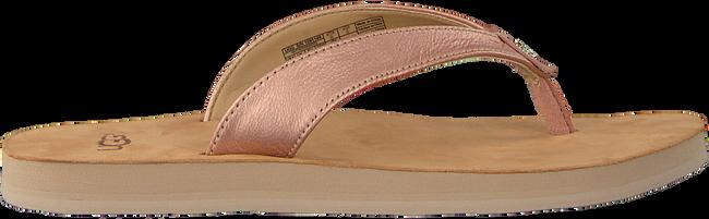 gouden UGG Slippers TAWNEY METALLIC  - large