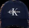 Blauwe CALVIN KLEIN Pet J MONOGRAM CAP M  - small