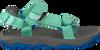 Groene TEVA Sandalen HURRICANE XLT 2 C/T/Y - small