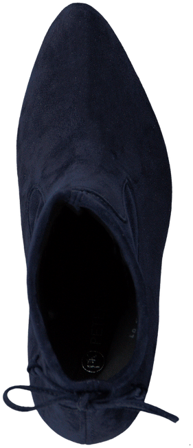 Blauwe PETER KAISER Enkellaarsjes PULA  - large