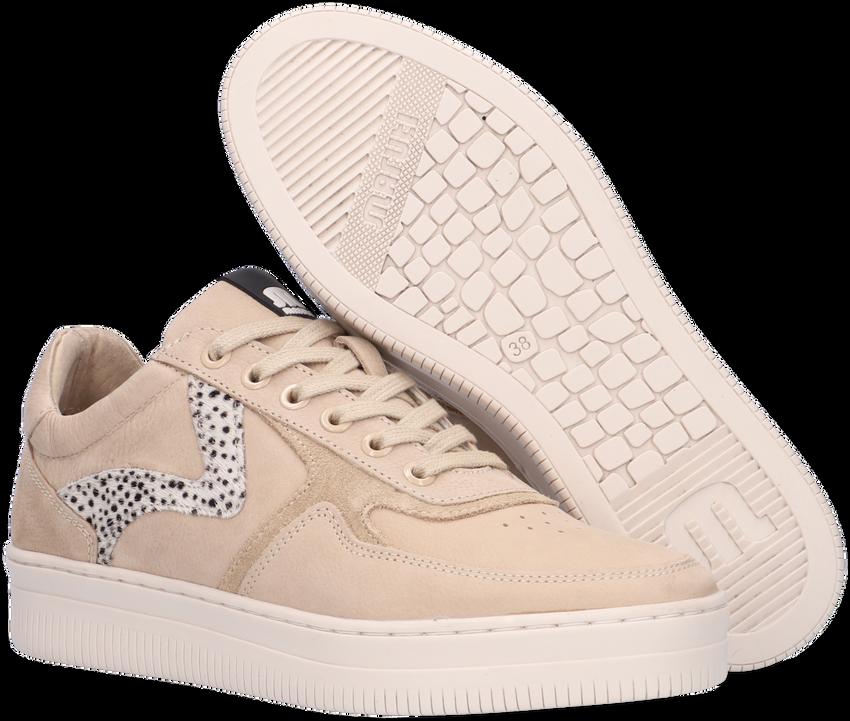 Beige MARUTI Lage sneakers MOMO  - larger
