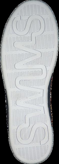 Blauwe SWIMS Sneakers BREEZE TENNIS KNIT  - large