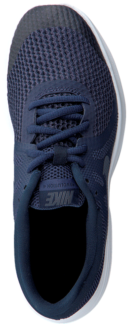 Blauwe NIKE Sneakers REVOLUTION 4 (GS)  - large