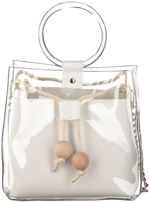 Witte ABOUT ACCESSORIES Handtas 12001998 - large