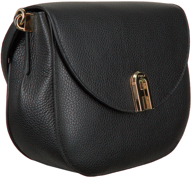 Zwarte FURLA Schoudertas SLEEK S CROSSBODY  - large