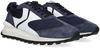 Blauwe VOILE BLANCHE Lage sneakers QWARK MAN  - small