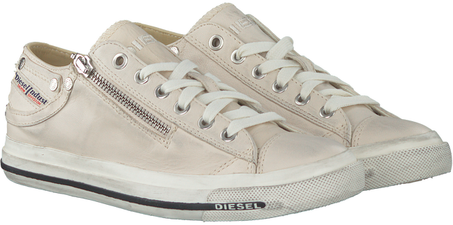 Witte DIESEL Sneakers EXPO ZIP LOW  - large