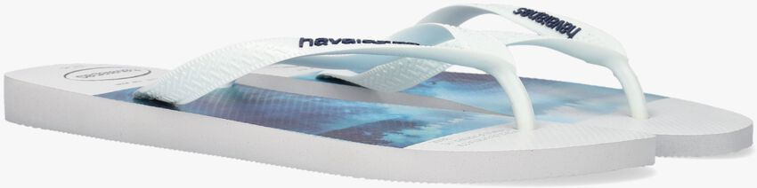 Witte HAVAIANAS Teenslippers HYPE  - larger