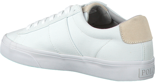 Witte POLO RALPH LAUREN Sneakers SAYER  - large