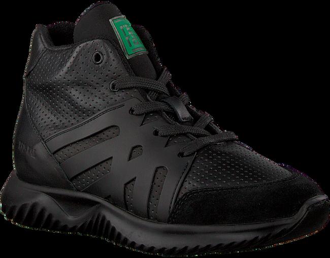 Zwarte RED-RAG Sneakers 13331  - large
