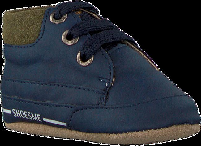 Blauwe SHOESME Babyschoenen BS8A001 - large