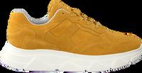 Gele TANGO Lage sneakers KADY FAT  - medium