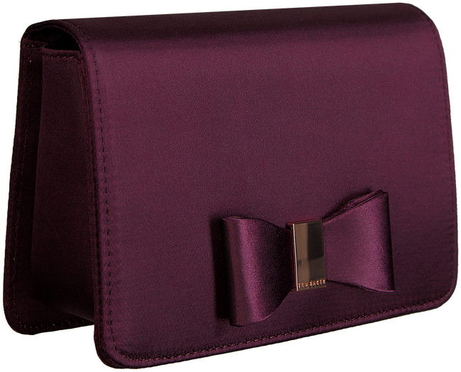 Paarse TED BAKER Clutch EVEELYN - large