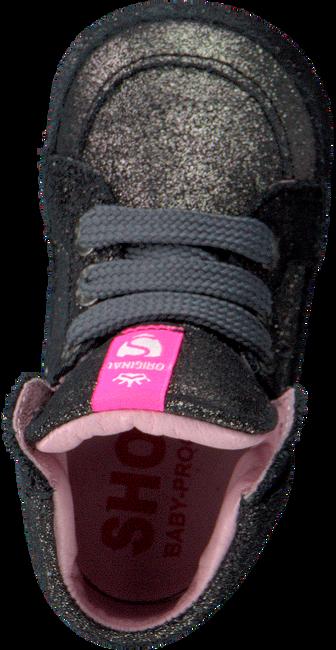 Zwarte SHOESME Babyschoenen BP20S026  - large