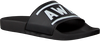 Zwarte THE WHITE BRAND Slippers AWESOME  - small