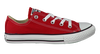 Rode CONVERSE Sneakers OX CORE K  - small