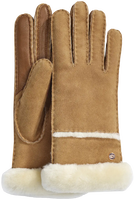 Bruine UGG Handschoenen SEAMED TECH - medium