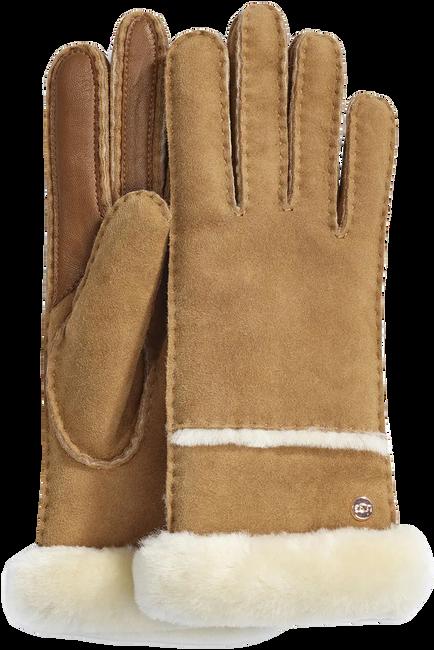 Bruine UGG Handschoenen SEAMED TECH - large