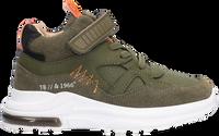 Groene SHOESME Hoge sneaker NR21W005  - medium