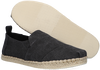 Grijze TOMS Instappers DECONSTRUTED ALPARGATA ROPE M - small