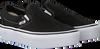 Zwarte VANS Sneakers CLASSIC SLIP-ON PLATFORM - small