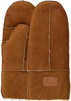Cognac WARMBAT Handschoenen MITTENS WOMEN  - medium