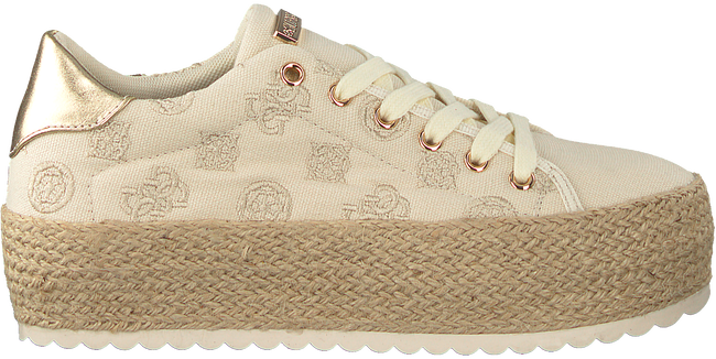 Beige GUESS Lage sneakers MARILYN  - large