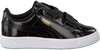 Zwarte PUMA Sneakers BASKET HEART GLAM  - small