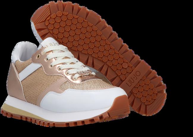 Witte LIU JO Lage sneakers LIUJO WONDER 1  - large