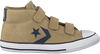 Beige CONVERSE Sneakers STAR PLAYER 3V MID  - small