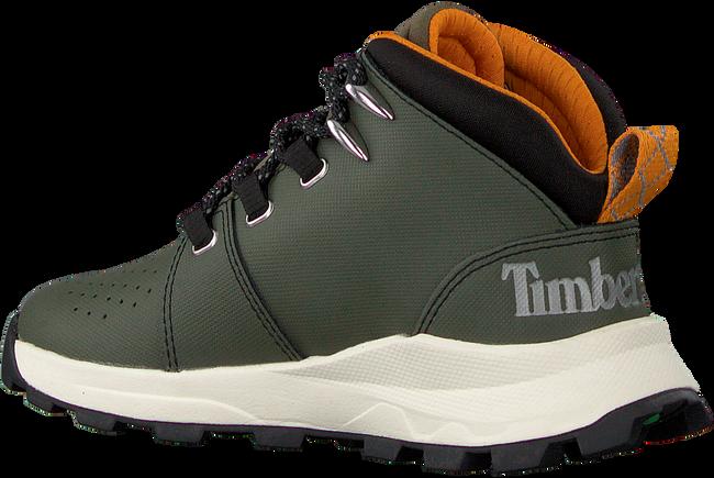 Groene TIMBERLAND Hoge sneaker BROOKLYN CITY MID  - large