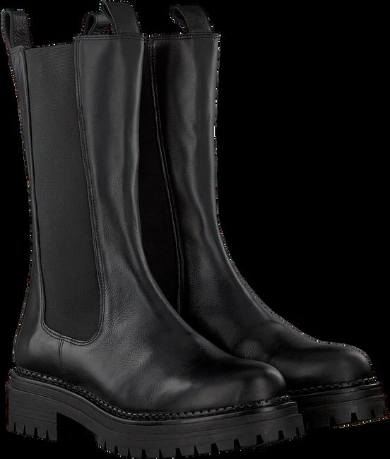Zwarte CA'SHOTT Chelsea boots FREIGHT FEE  - large