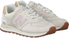 Beige NEW BALANCE Sneakers WL574  - small