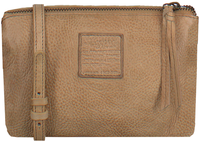 Beige LEGEND Schoudertas COMO - large