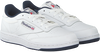 Witte REEBOK Sneakers CLUB C KIDS  - small
