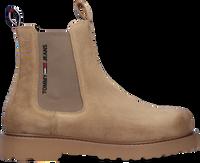 Bruine TOMMY HILFIGER Chelsea boots SUEDE CHELSEA  - medium