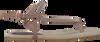 Bruine MALUO Sandalen 4894-BRO  - small