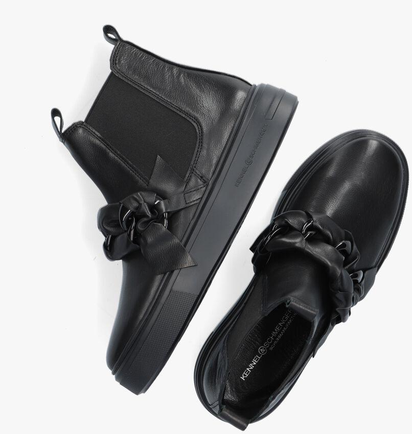 Zwarte KENNEL & SCHMENGER Chelsea boots 17710  - larger