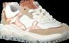 Witte TON & TON Lage sneakers TATUM  - small
