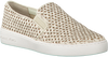 Witte MICHAEL KORS Slip-on sneakers  KEATON SLIP ON  - small