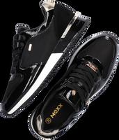 Zwarte MEXX Lage sneakers FLEUR  - medium