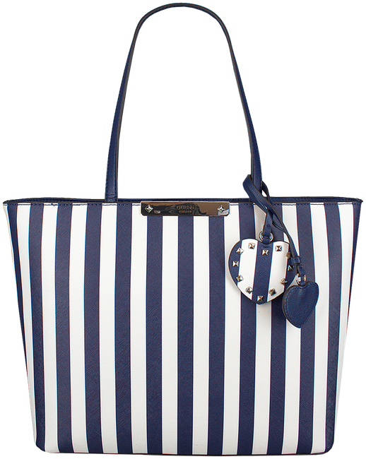 Blauwe GUESS Shopper HWST66 93230 - large