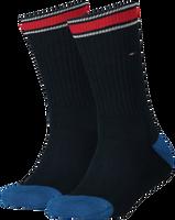 Blauwe TOMMY HILFIGER Sokken TH KIDS ICONIC SPORTS SOCK 2P  - medium
