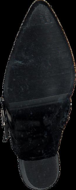 Zwarte BRONX Enkellaarsjes BAMERICANAX  - large