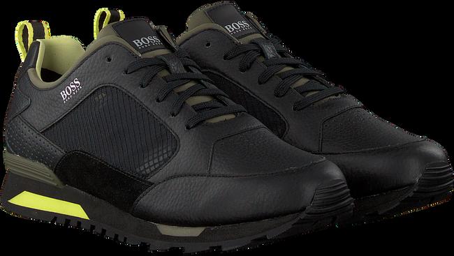 Zwarte BOSS Lage sneakers PARKOUR RUNN NET  - large